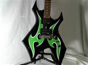 BC RICH Electric Guitar BRONZE WARLOCK